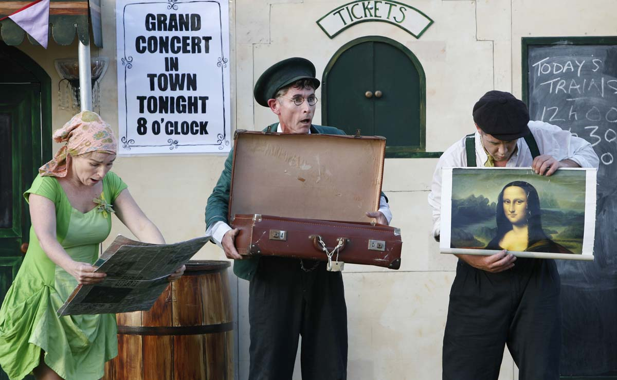Bash Street Theatre - The Station