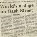 Bash Street Theatre - Cornishman 2006