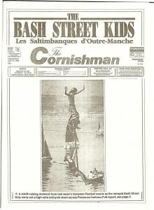 Bash Street Theatre - Golowan Festival 1992
