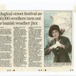 Bash Street Theatre - Ireland 2003