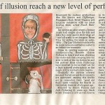 Bash Street Theatre - Last illusion review
