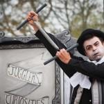 Bash Street Theatre - THE STRONGMAN