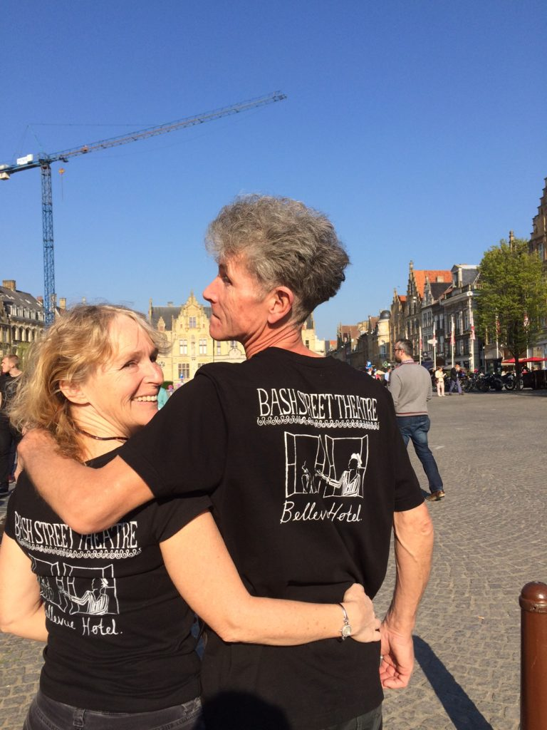 City of Wings, Ypres, Belgium - Bash Street Theatre